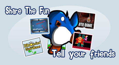 tell friend about free online games flash